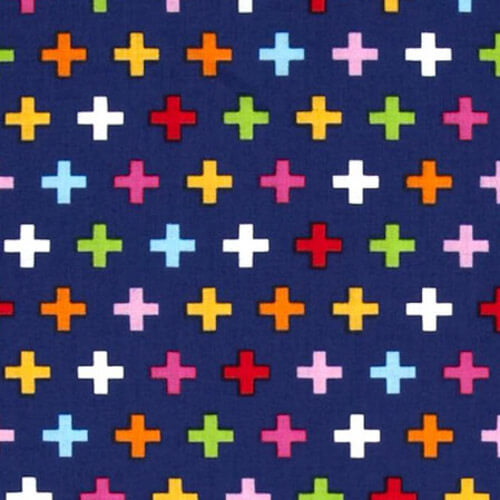 Colourful Crosses